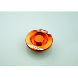 SCAR Engine Plug Orange KTM