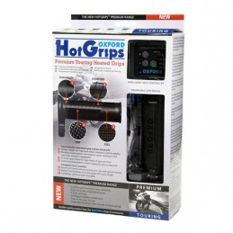 HOTGRIPS TOURING WITH V8 SWITCH