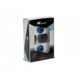 V-PARTS Bobbins M10x1,25 Blue