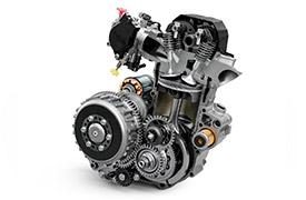 Rozvody motoru